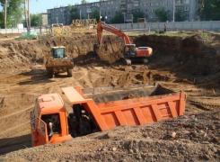 Выемка и утилизация грунта