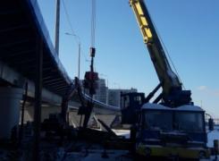 Извлечение шпунта длиной 18 метров вибропогружателем PTC 15Н1.
