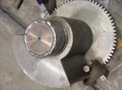 Продолжается капитальный ремонт MOVAX SP60
