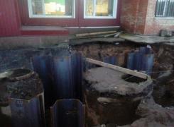 Объект: «Модернизация защитного сооружения № 2543 ст. Санкт-Петербург – Главный.»