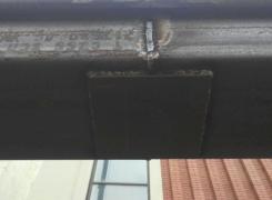 Стыковка шпунта ларсена согласно СНИП