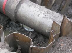 Монтаж и демонтаж шпунтового ограждения