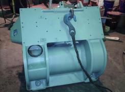 Завершаем ремонт вибропогружателя MOVAX SP60