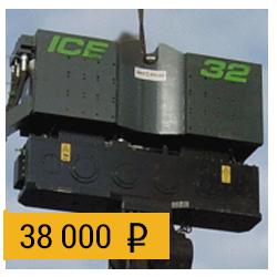 Подвесной вибропогружатель ICE 32NF